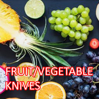 Click here to view Fruit/Vegetable Knives.